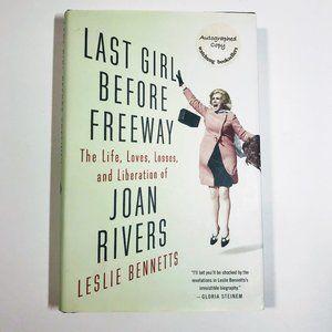 Last Girl Before Freeway - Joan Rivers Biography